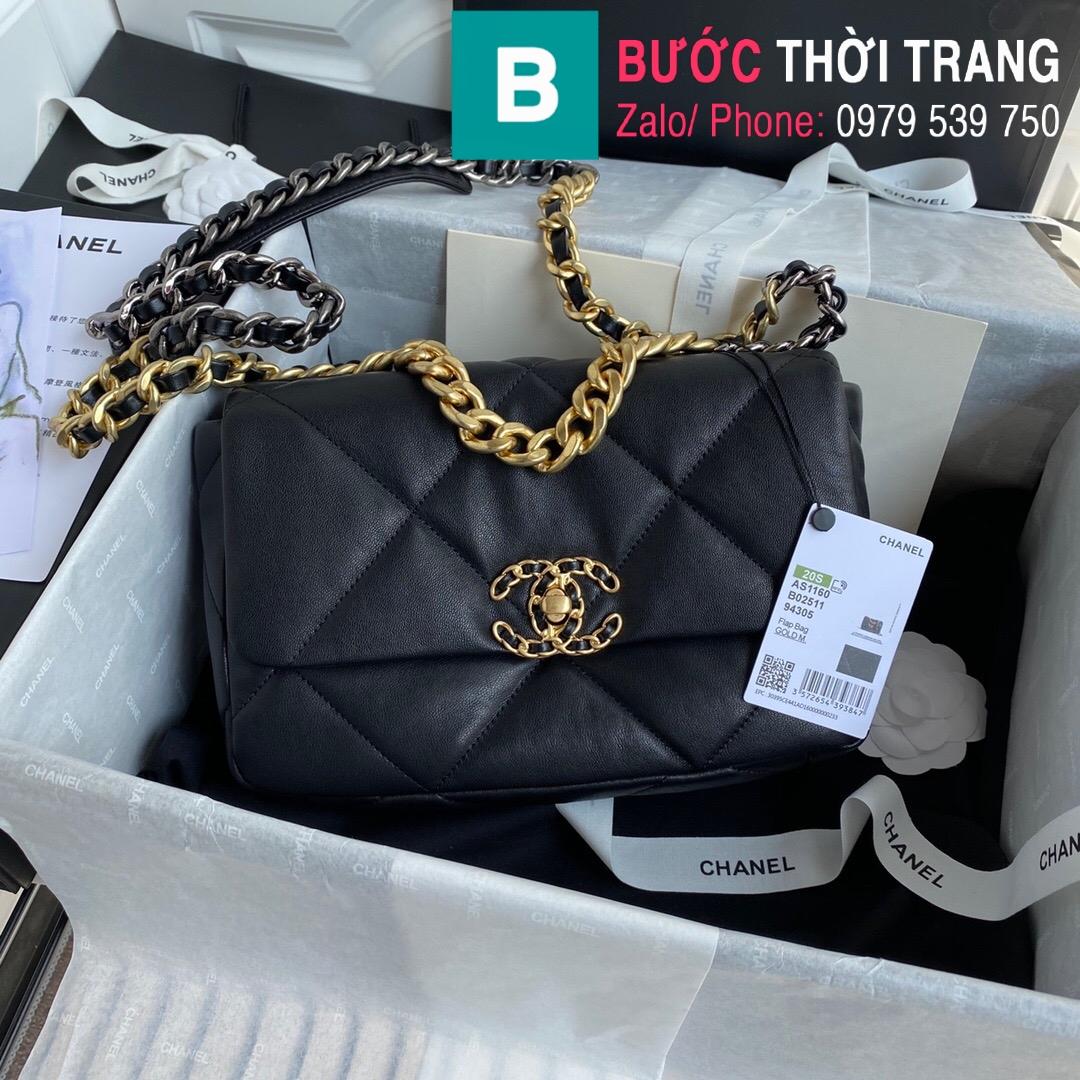 Túi xách Chanel 19 Plap Bag (1)