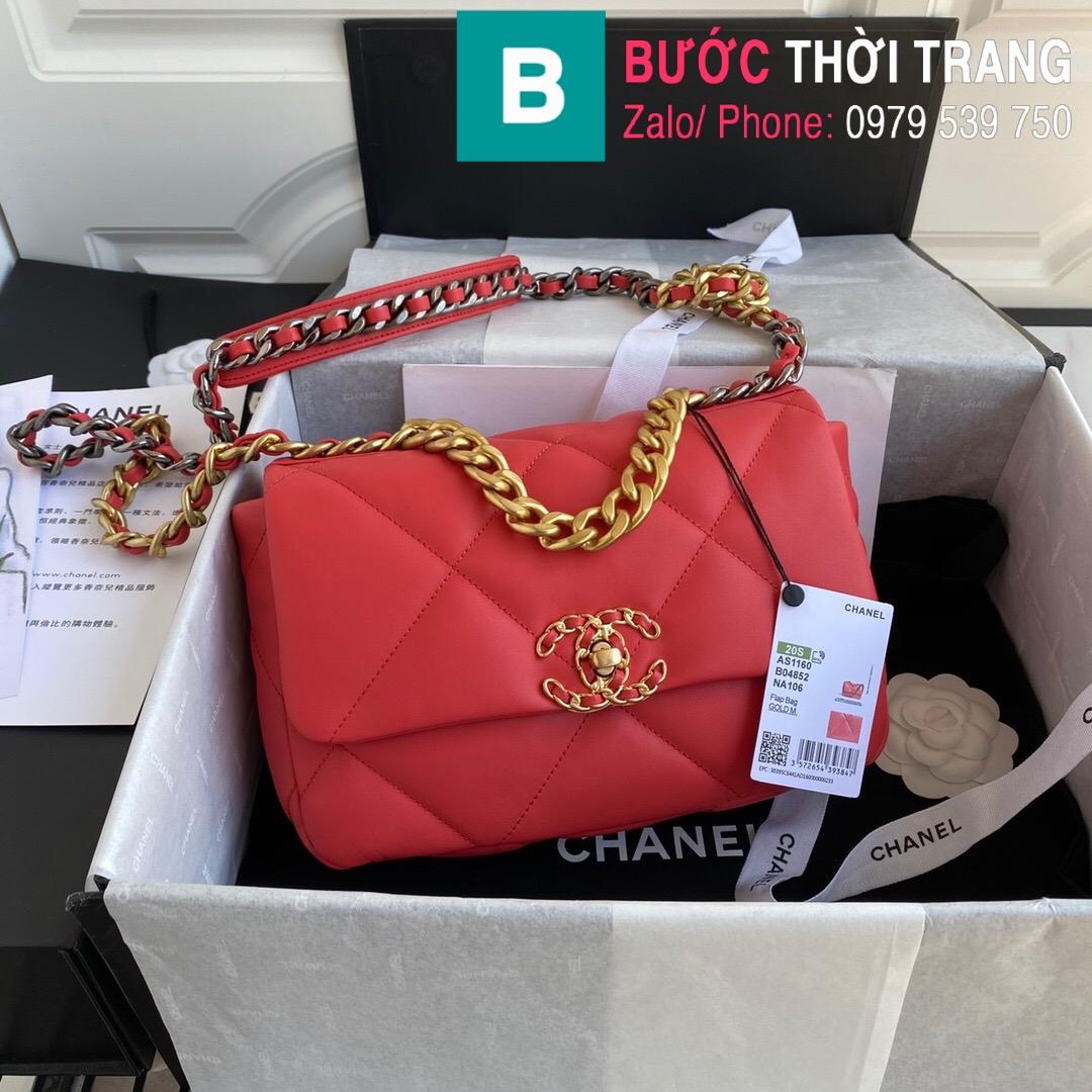 Túi xách Chanel 19 Plap Bag (28)
