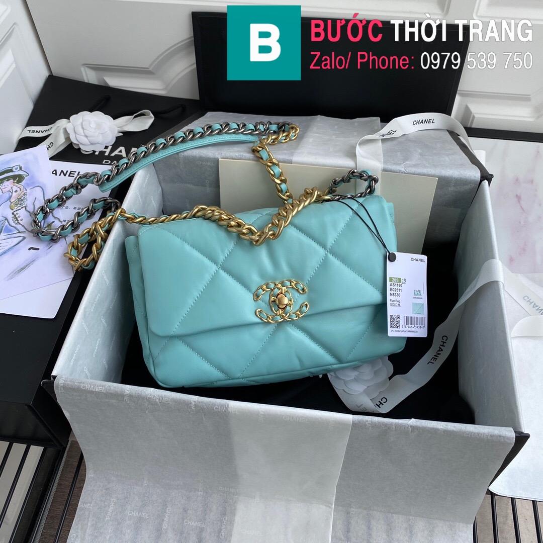 Túi xách Chanel 19 Plap Bag (37)