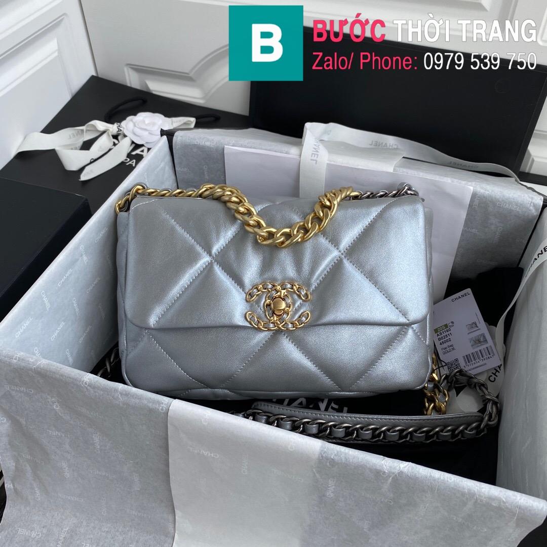 Túi xách Chanel 19 Plap Bag (46)