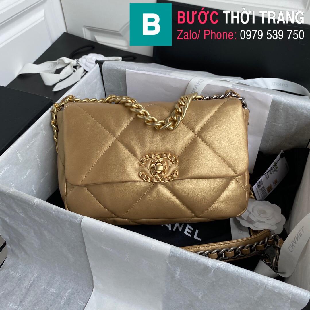 Túi xách Chanel 19 Plap Bag (55)