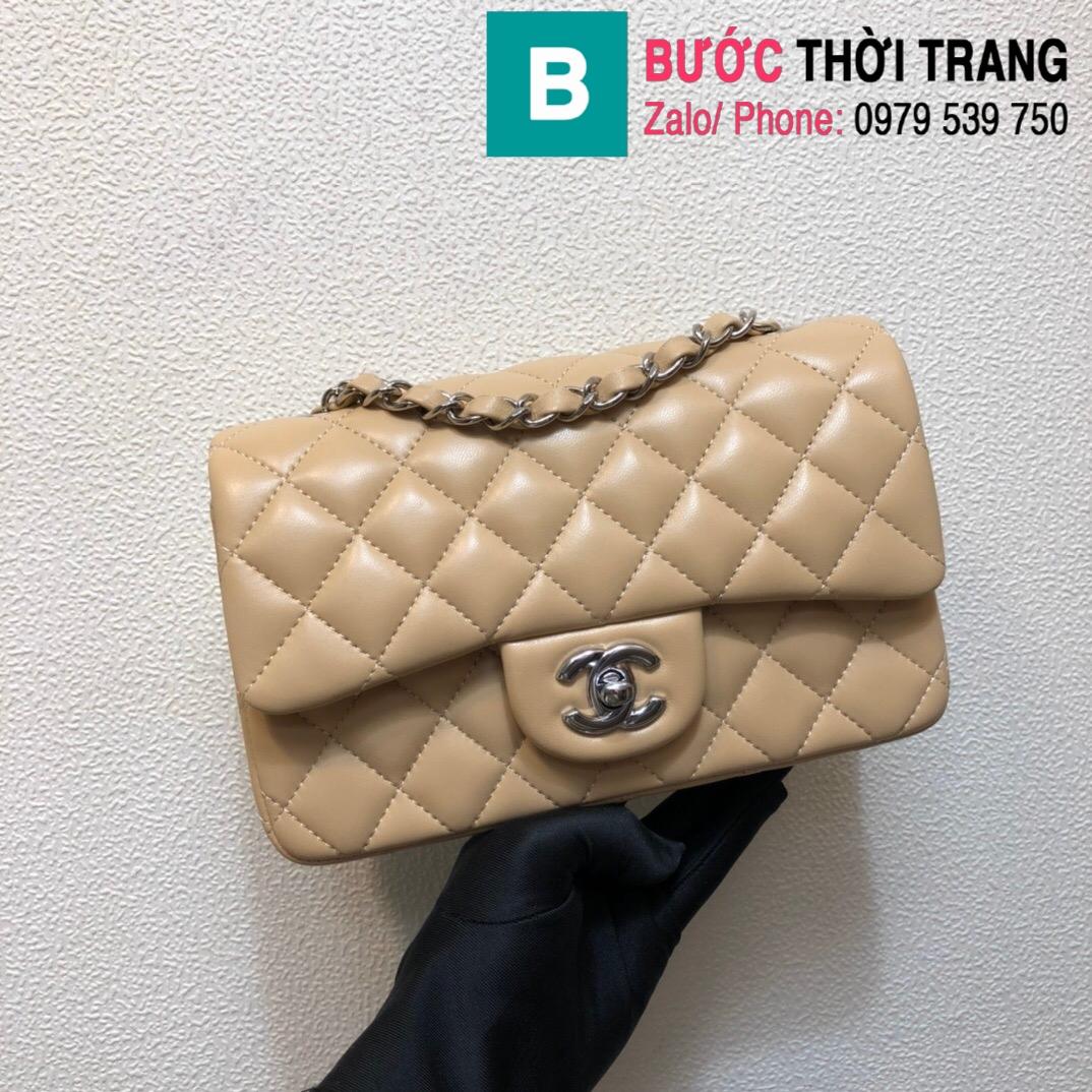 Túi xách Chanel Classic Flap Bag 1116 (11)