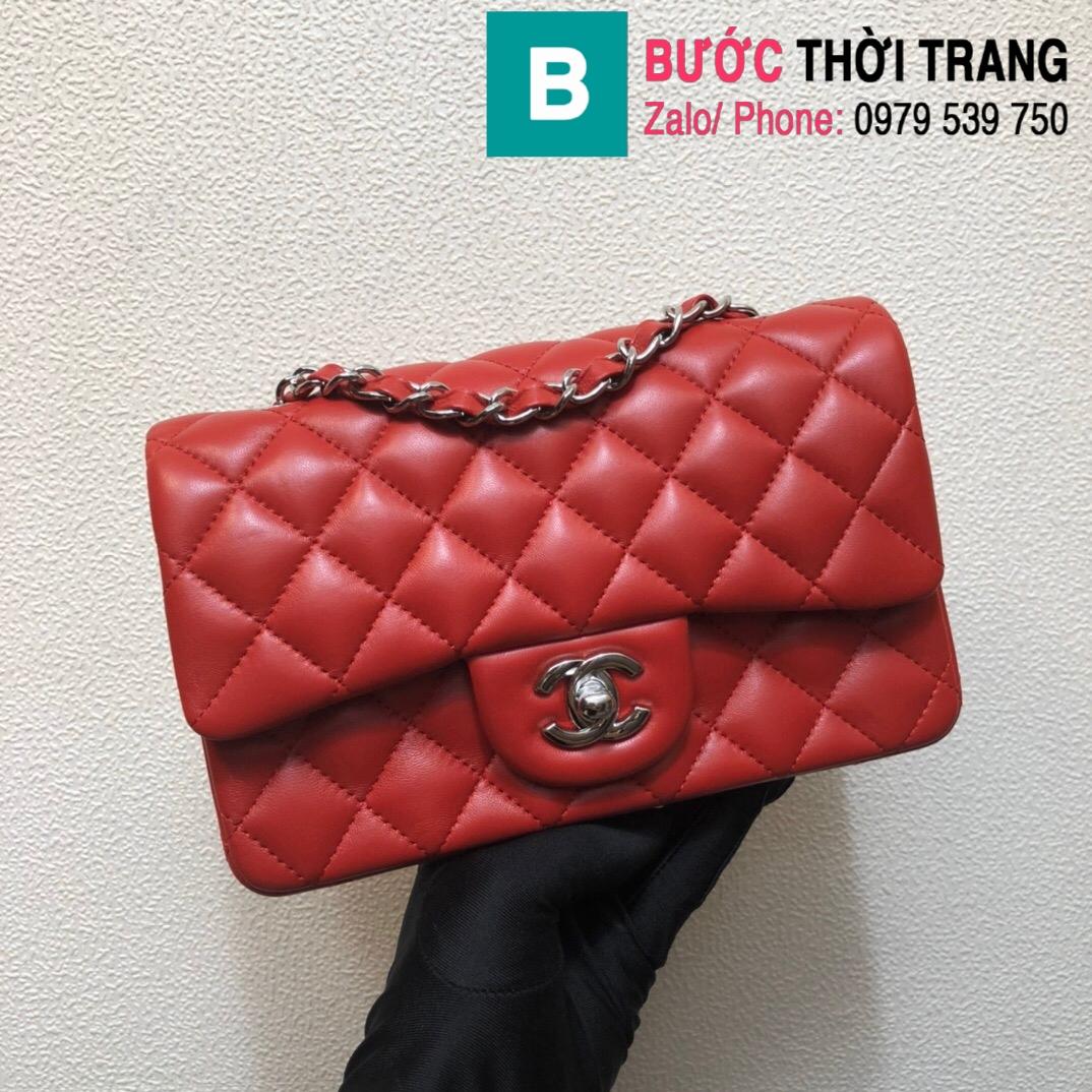 Túi xách Chanel Classic Flap Bag 1116 (21)