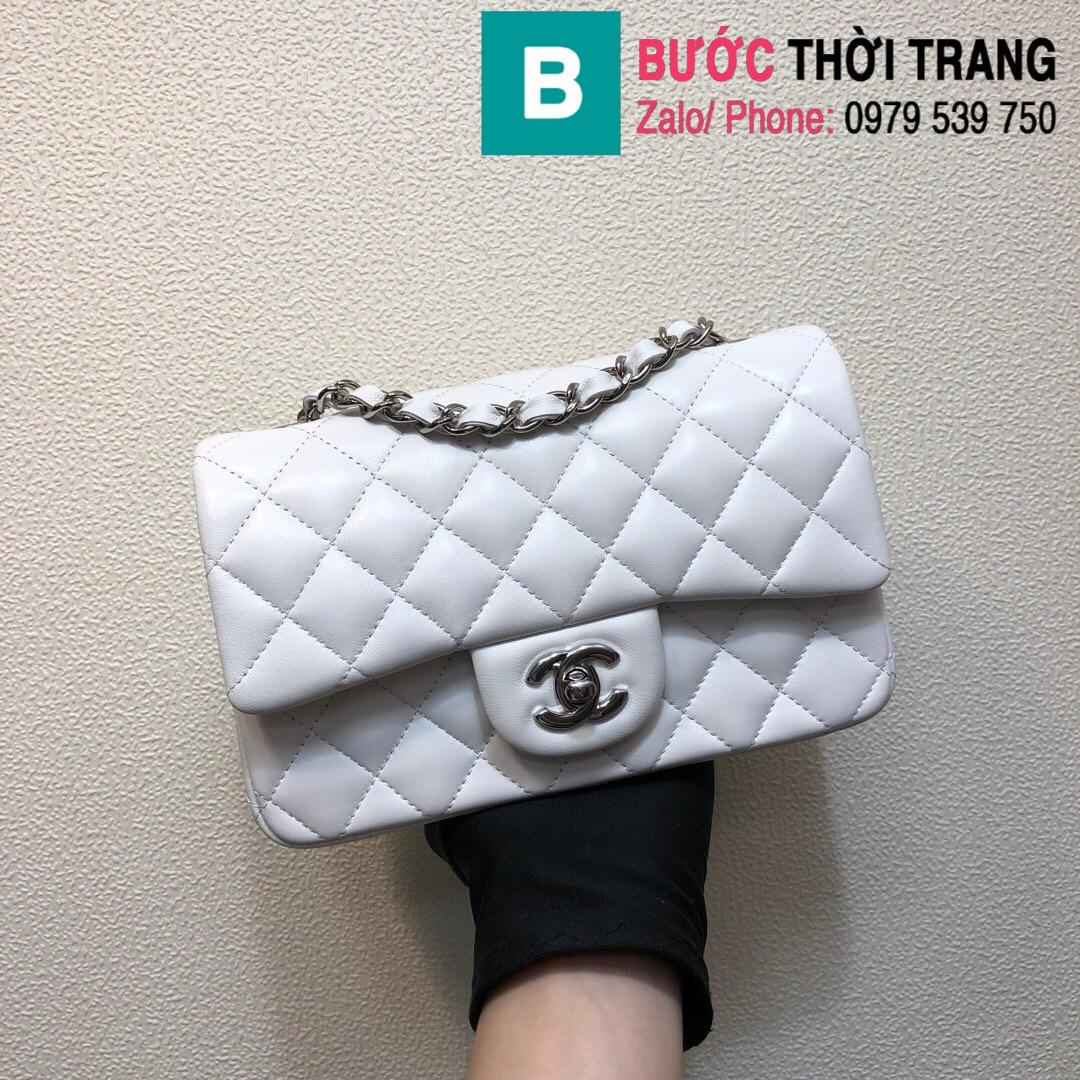 Túi xách Chanel Classic Flap Bag 1116 (41)