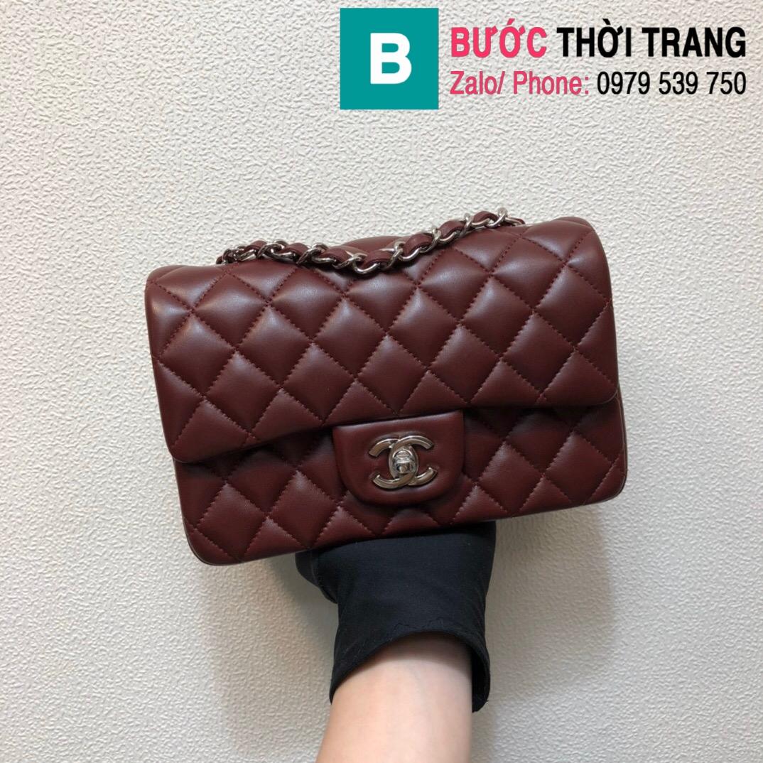 Túi xách Chanel Classic Flap Bag 1116 (51)