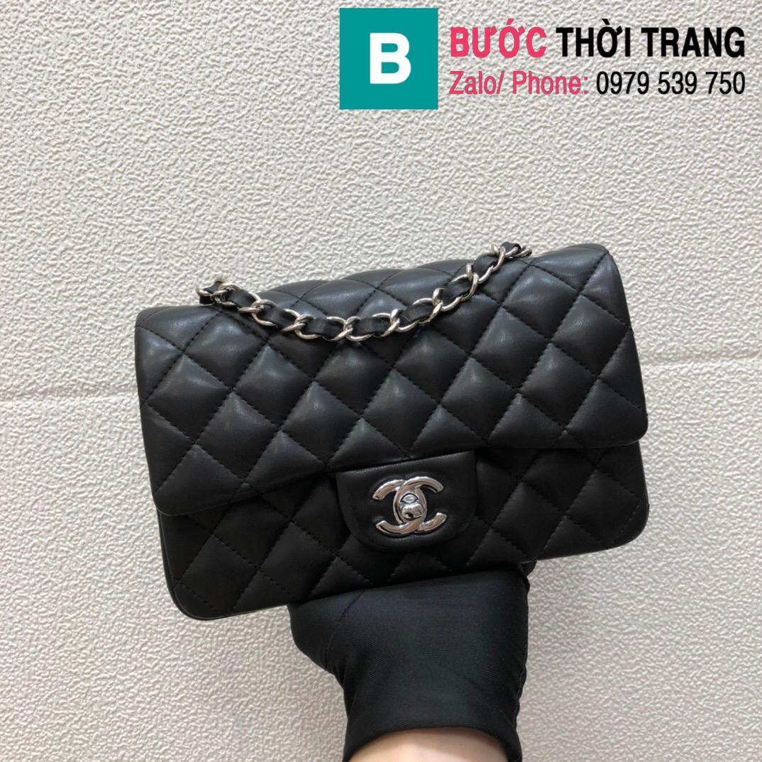Túi xách Chanel Classic Flap Bag 1116 (60)