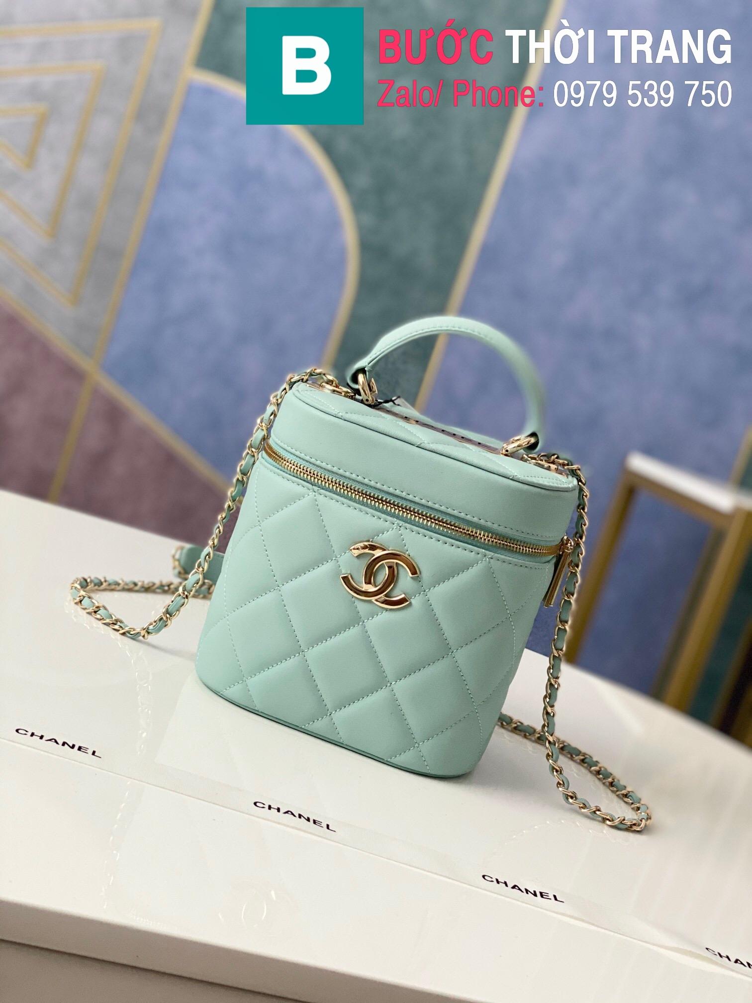 Túi xách Chanel Vantity Case (1)
