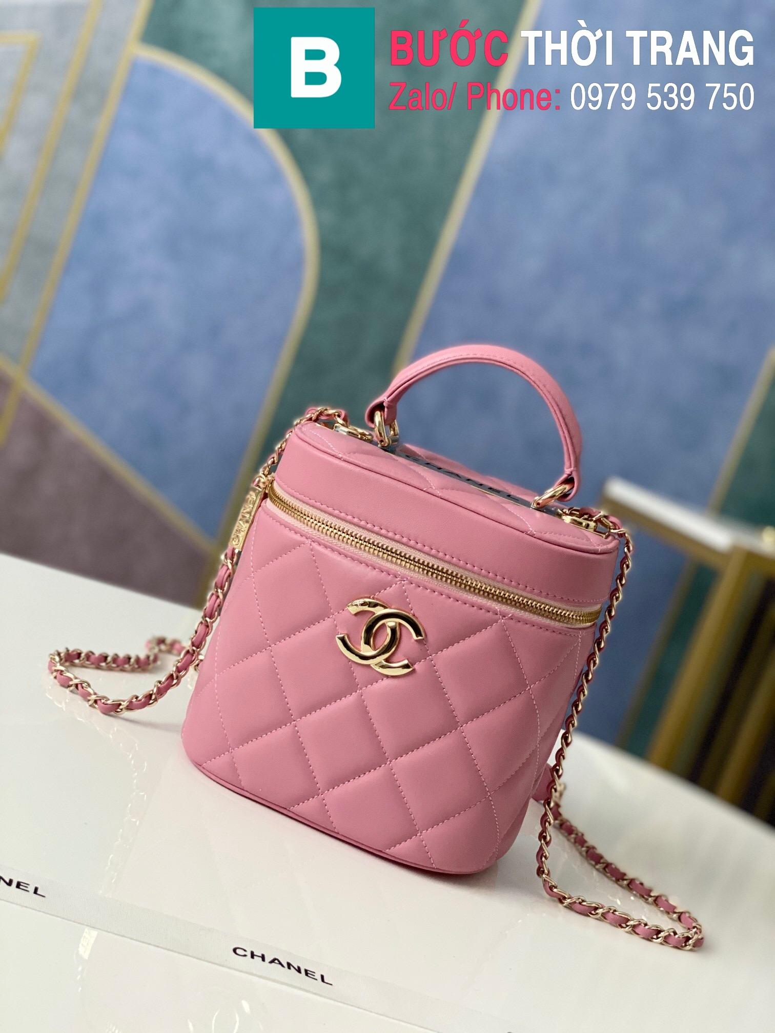 Túi xách Chanel Vantity Case (19)