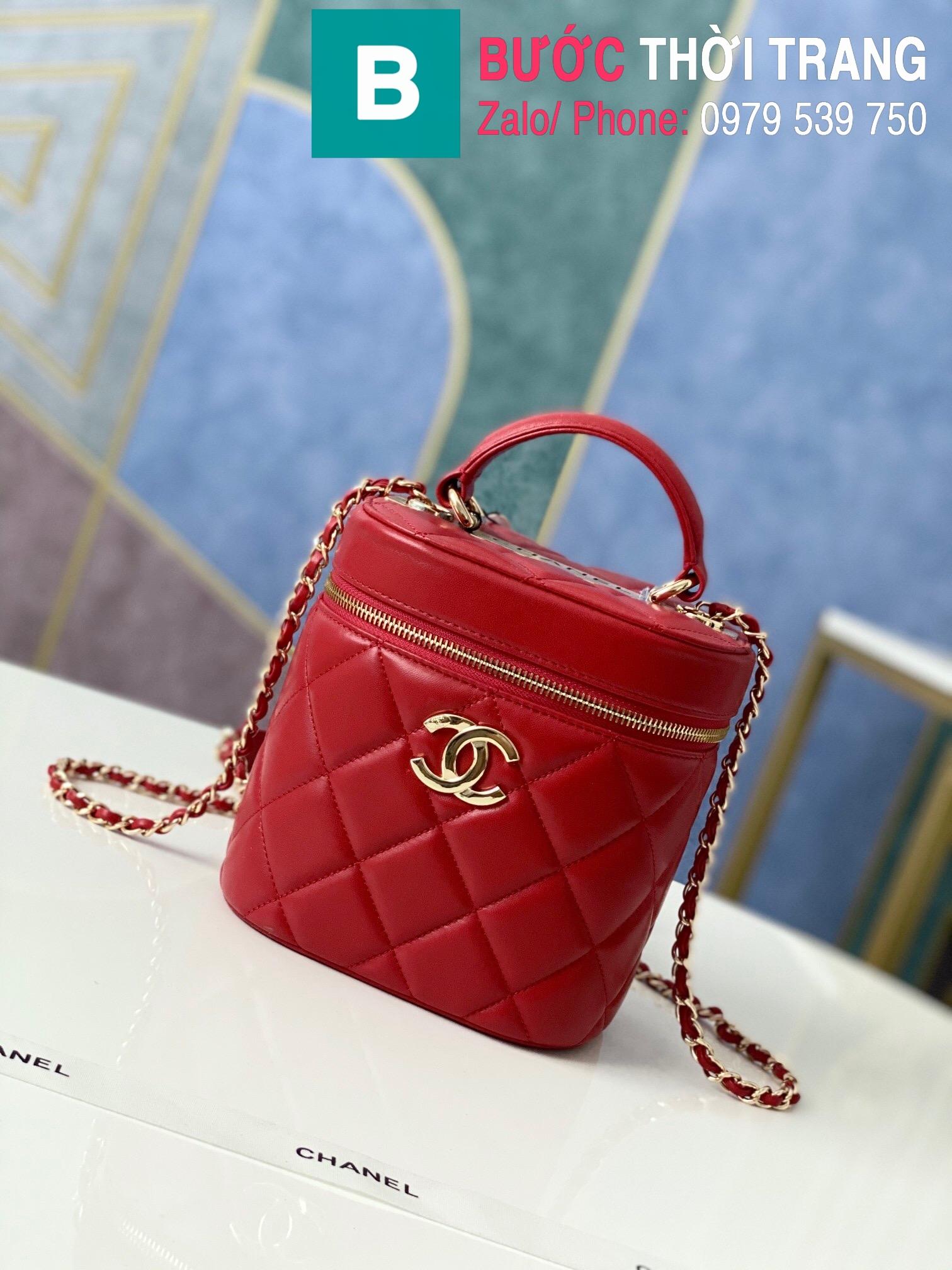 Túi xách Chanel Vantity Case (28)