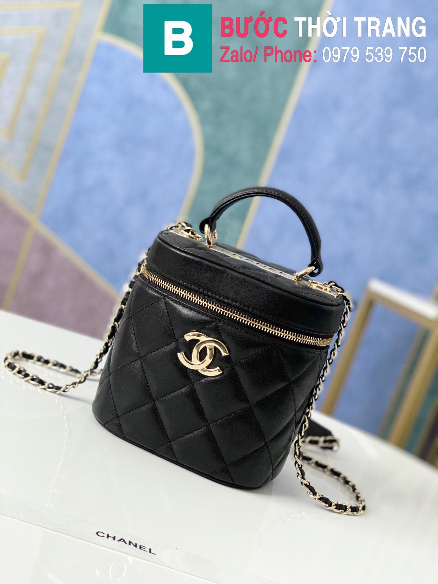 Túi xách Chanel Vantity Case (46)
