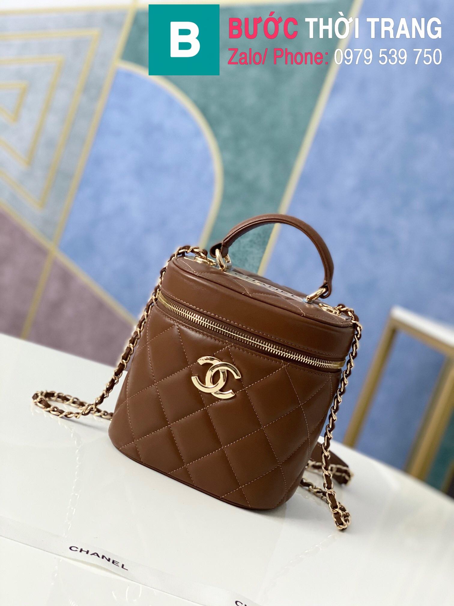 Túi xách Chanel Vantity Case (55)