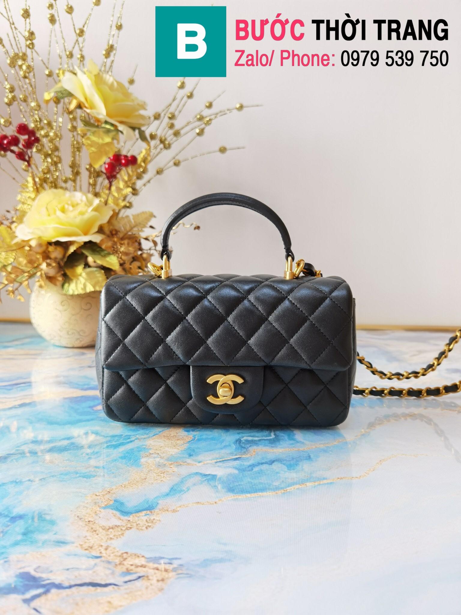 Túi xách Chanel mẫu mới 2021 (1)