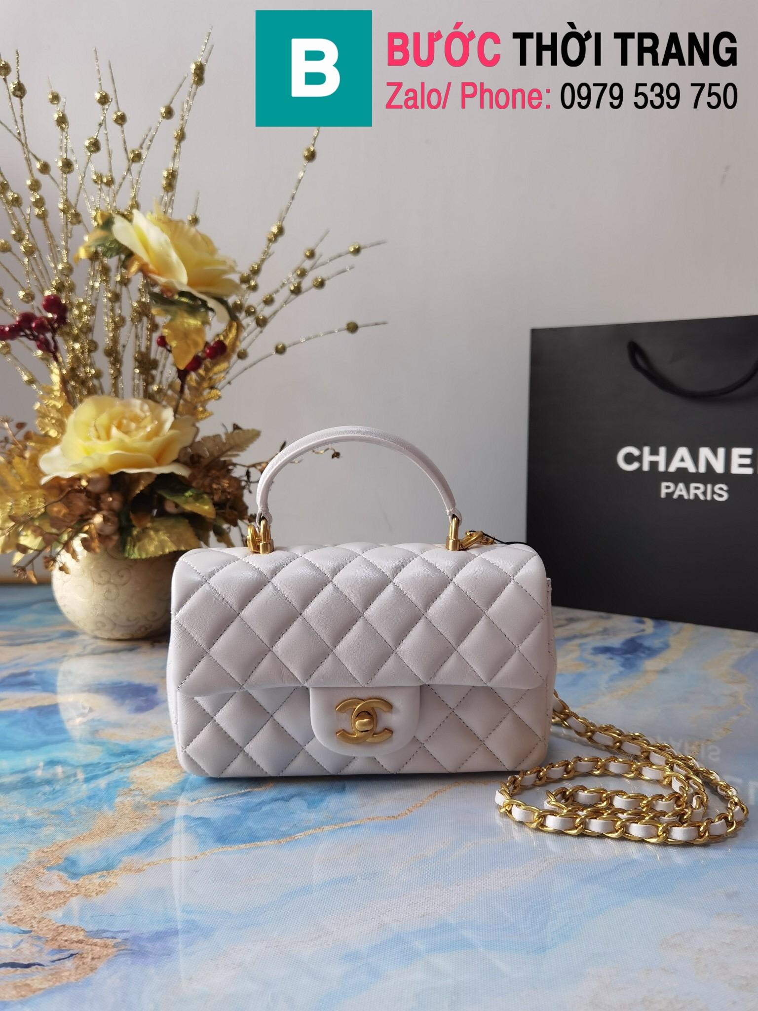 Túi xách Chanel mẫu mới 2021 (36)