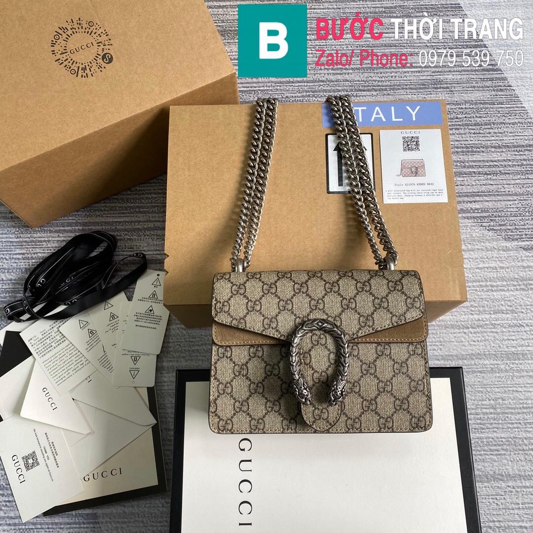 Túi xách Gucci Dionysus small shoulder bag (100)