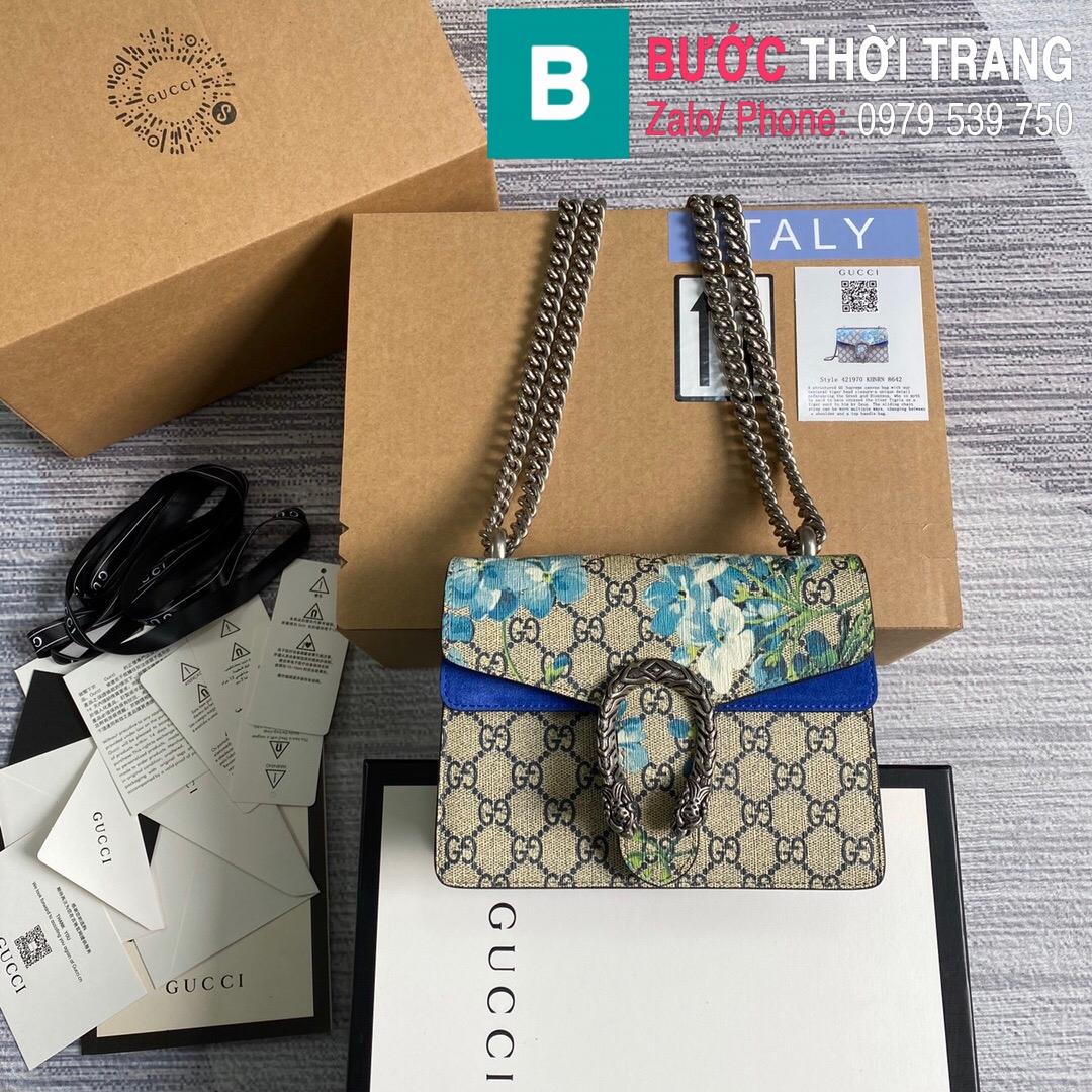 Túi xách Gucci Dionysus small shoulder bag (55)