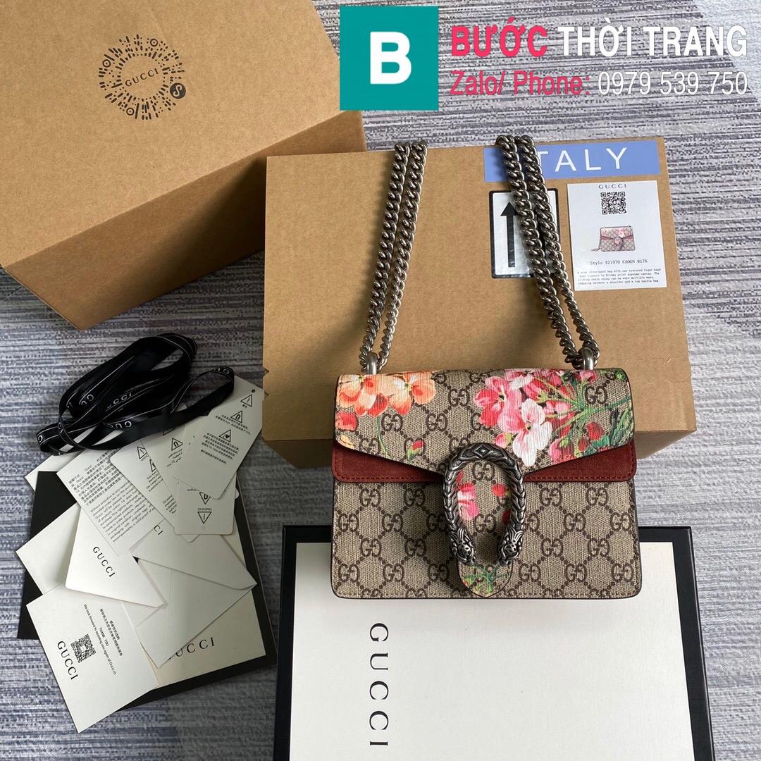 Túi xách Gucci Dionysus small shoulder bag (64)