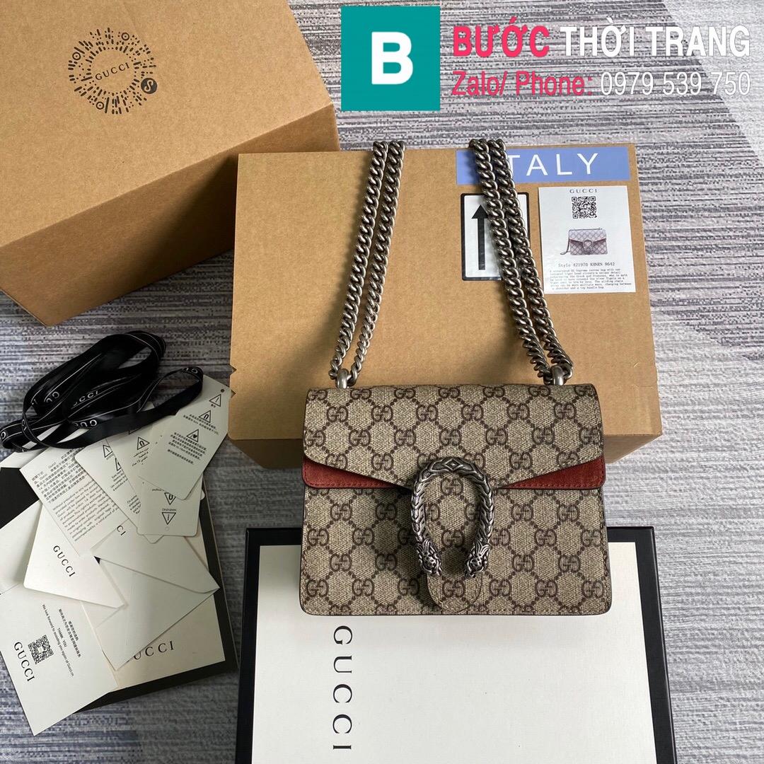 Túi xách Gucci Dionysus small shoulder bag (91)