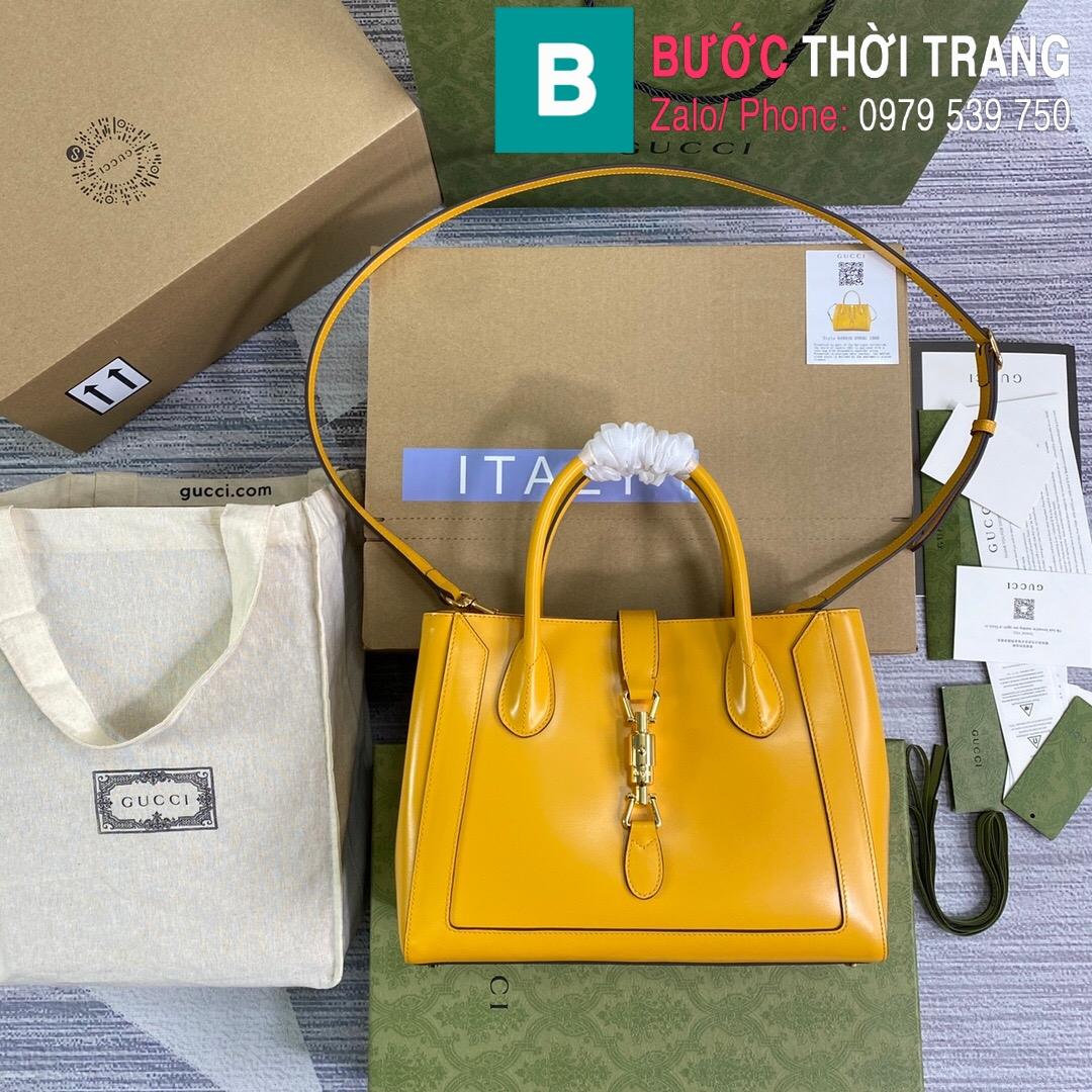 Túi xách Gucci Jacki 1961 Medium Tote Bag (1)