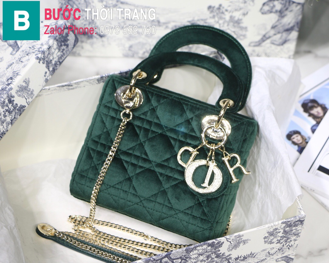 Túi xách Dior Lady Mini bag (1)