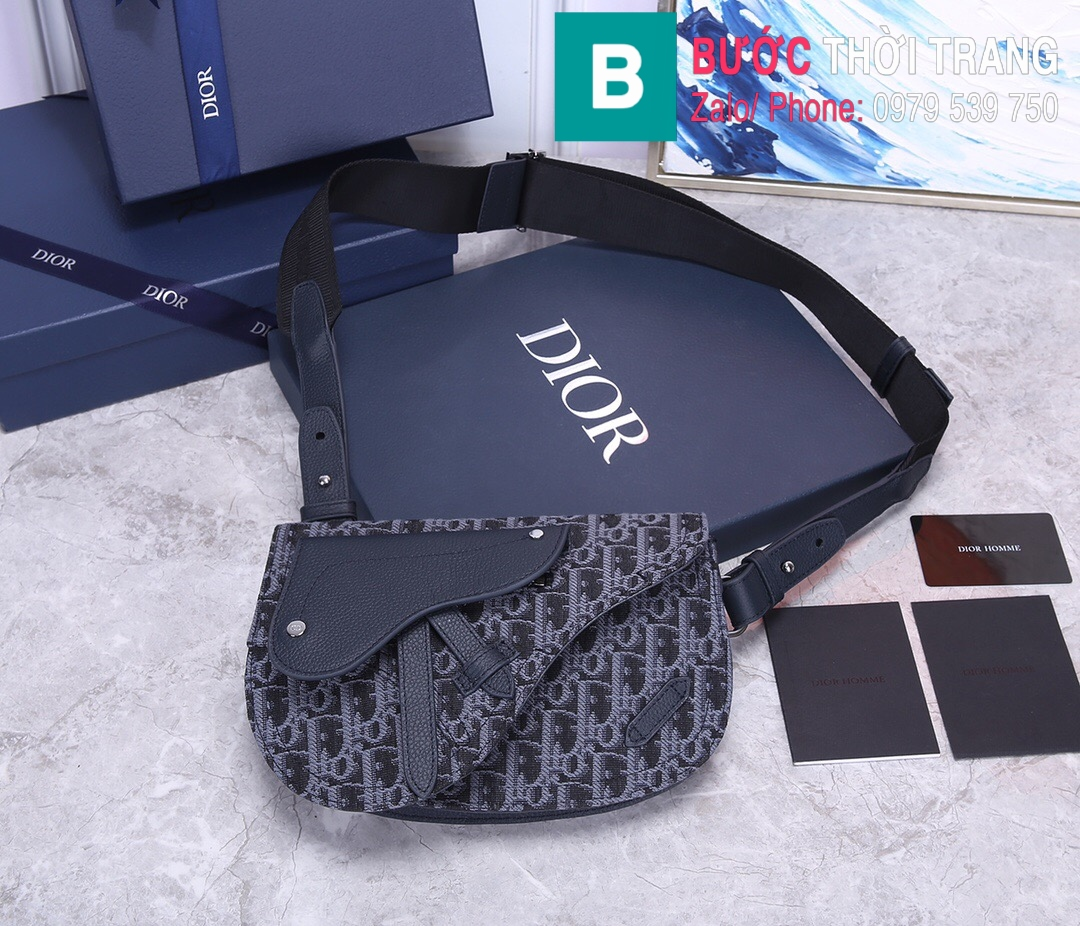 Túi xách Dior Saddle Bag (17)