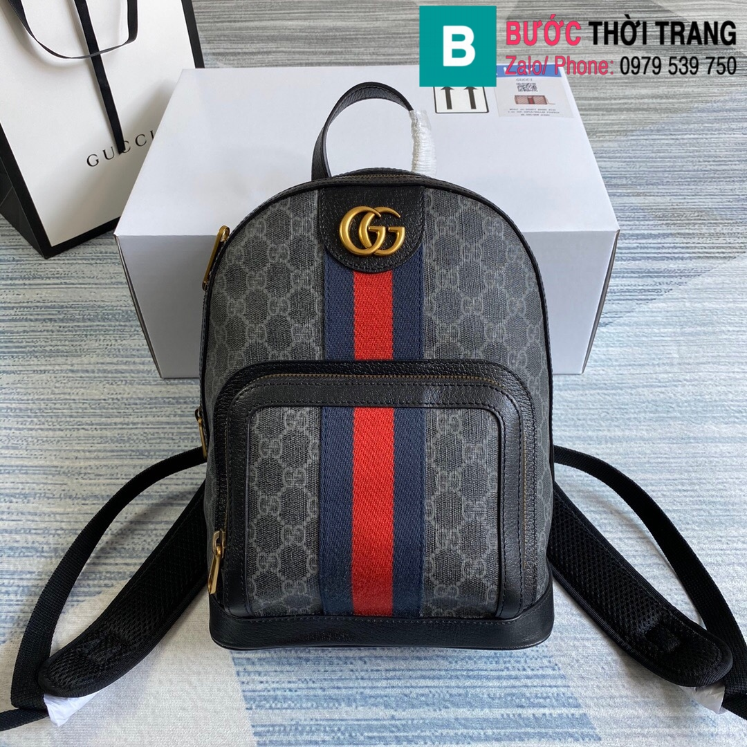 Túi xách Gucci OphidiaGG small backpack (1) – Copy