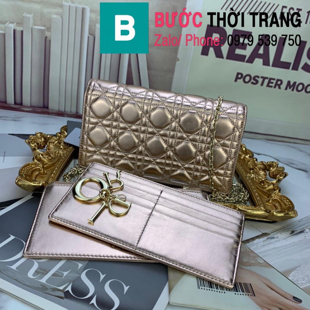 Túi ví Dior mẫu mới siêu cấp (1)