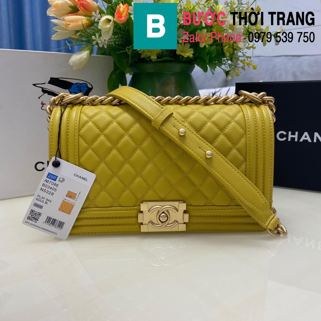 Túi xách Chanel Boy (10)