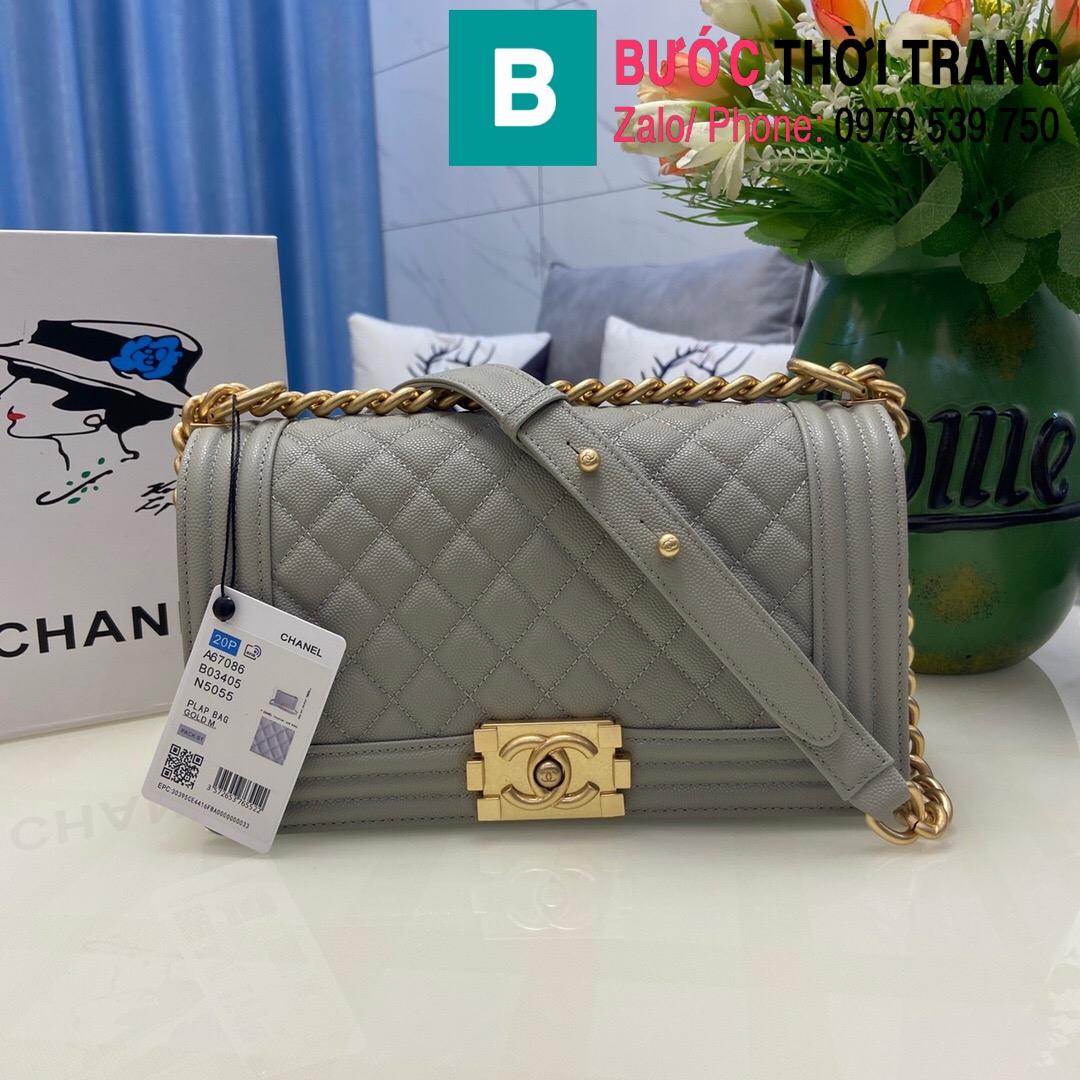 Túi xách Chanel Boy (106)