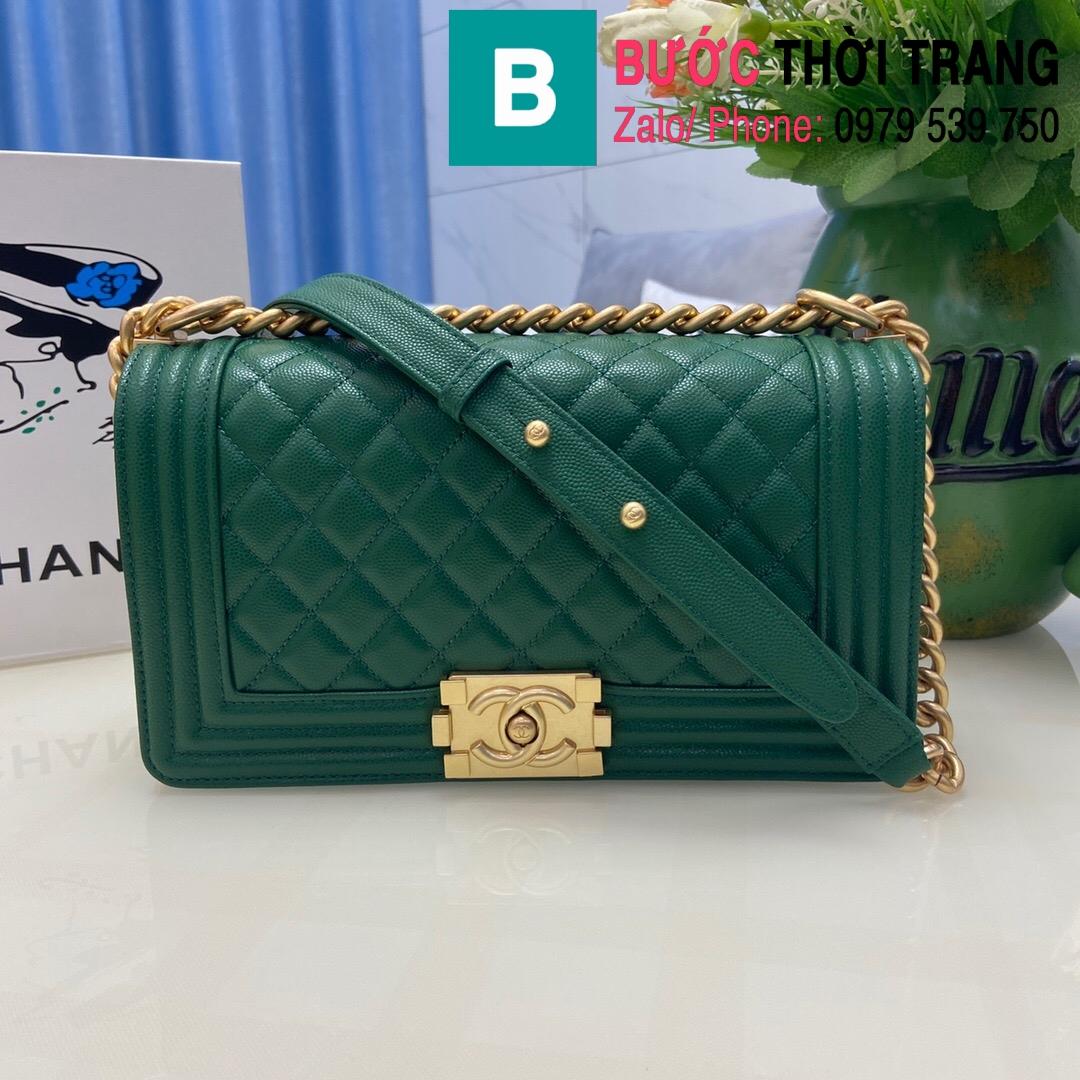 Túi xách Chanel Boy (46)