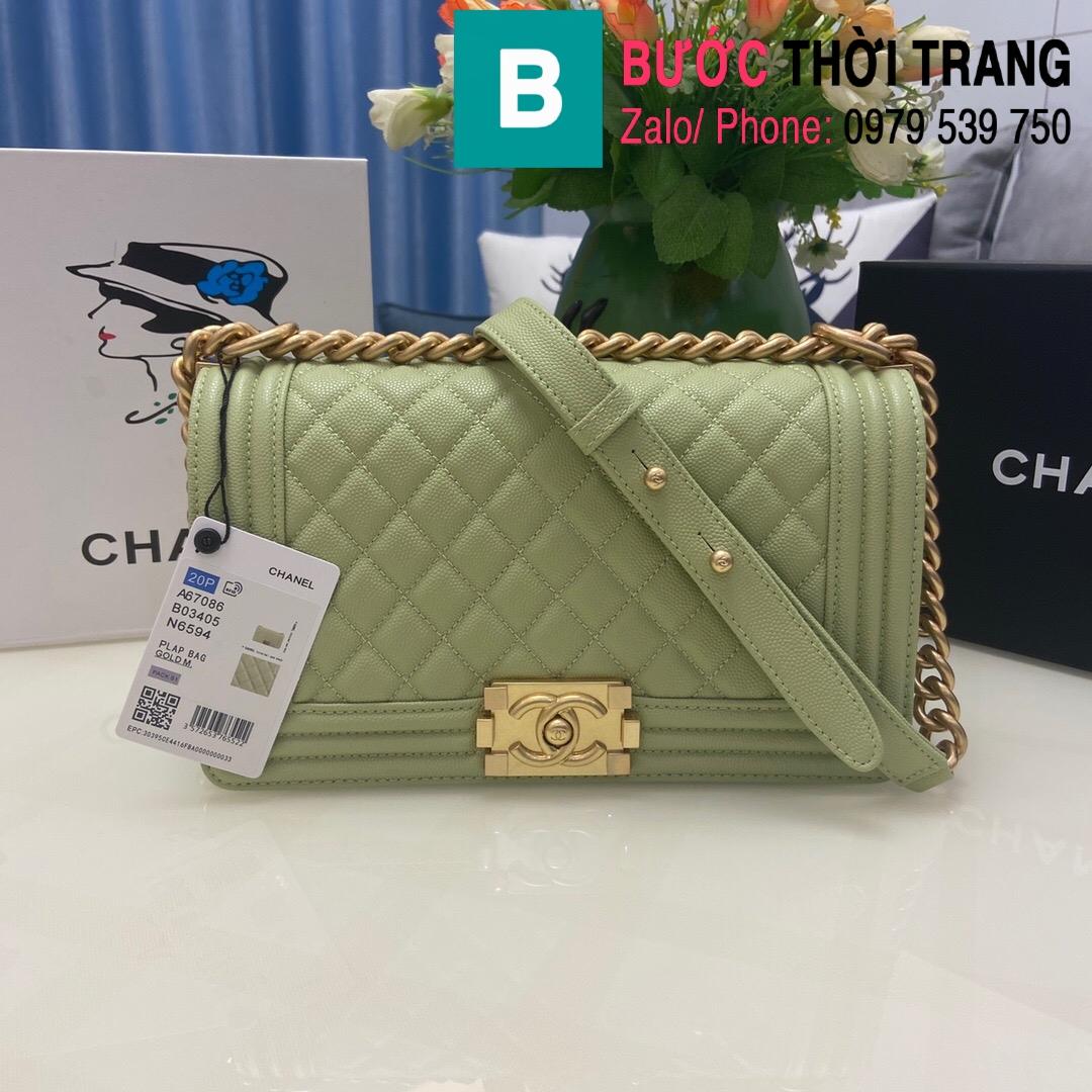 Túi xách Chanel Boy (85)
