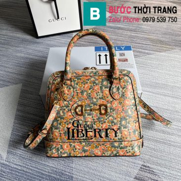 Túi xách Gucci hosebit 1955 small top handle bag (1)