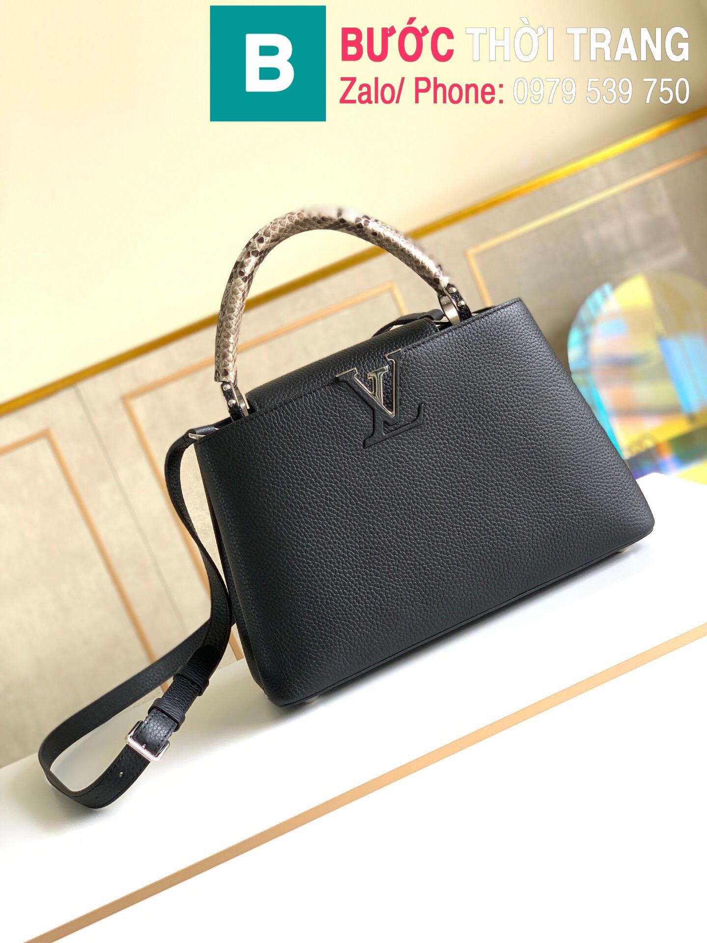 Túi xách LV Louis Vuitton Capucines Bag (37)