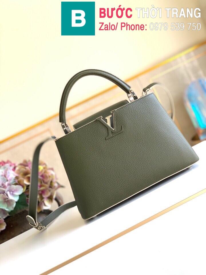 Túi xách LV Louis Vuitton Capucines Bag (46)