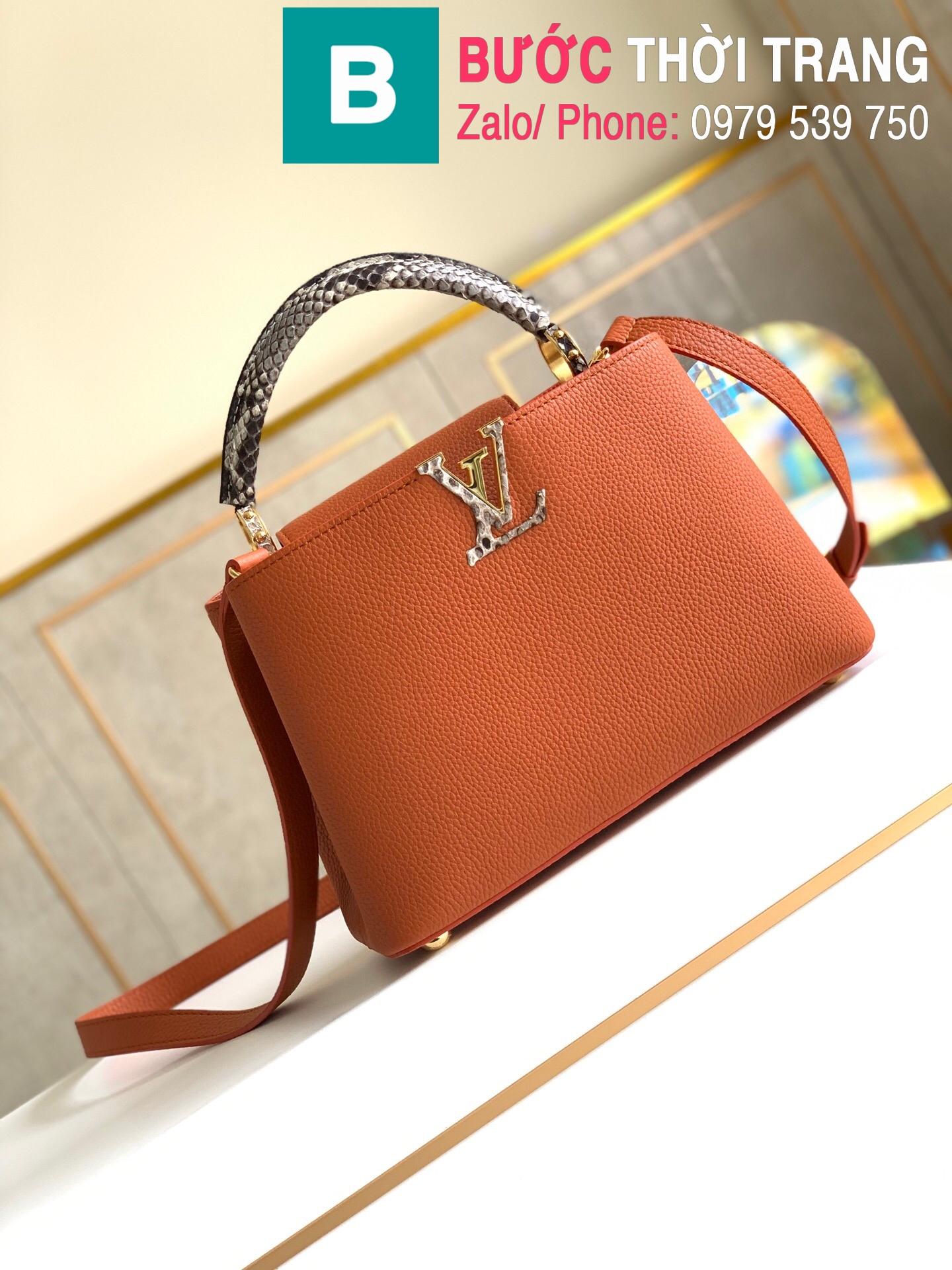 Túi xách LV Louis Vuitton Capucines Bag (73)