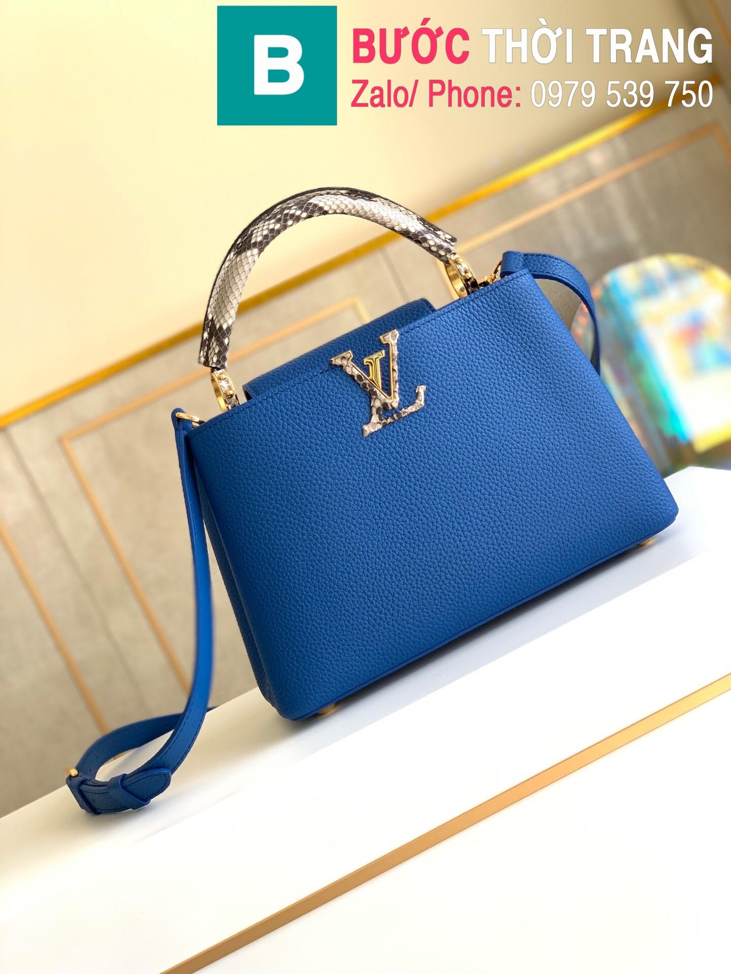 Túi xách LV Louis Vuitton Capucines Bag (82)