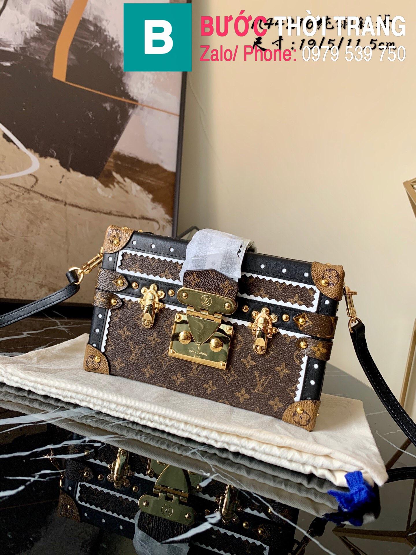 Túi xách LV Louis Vuitton Petite Malle (25)