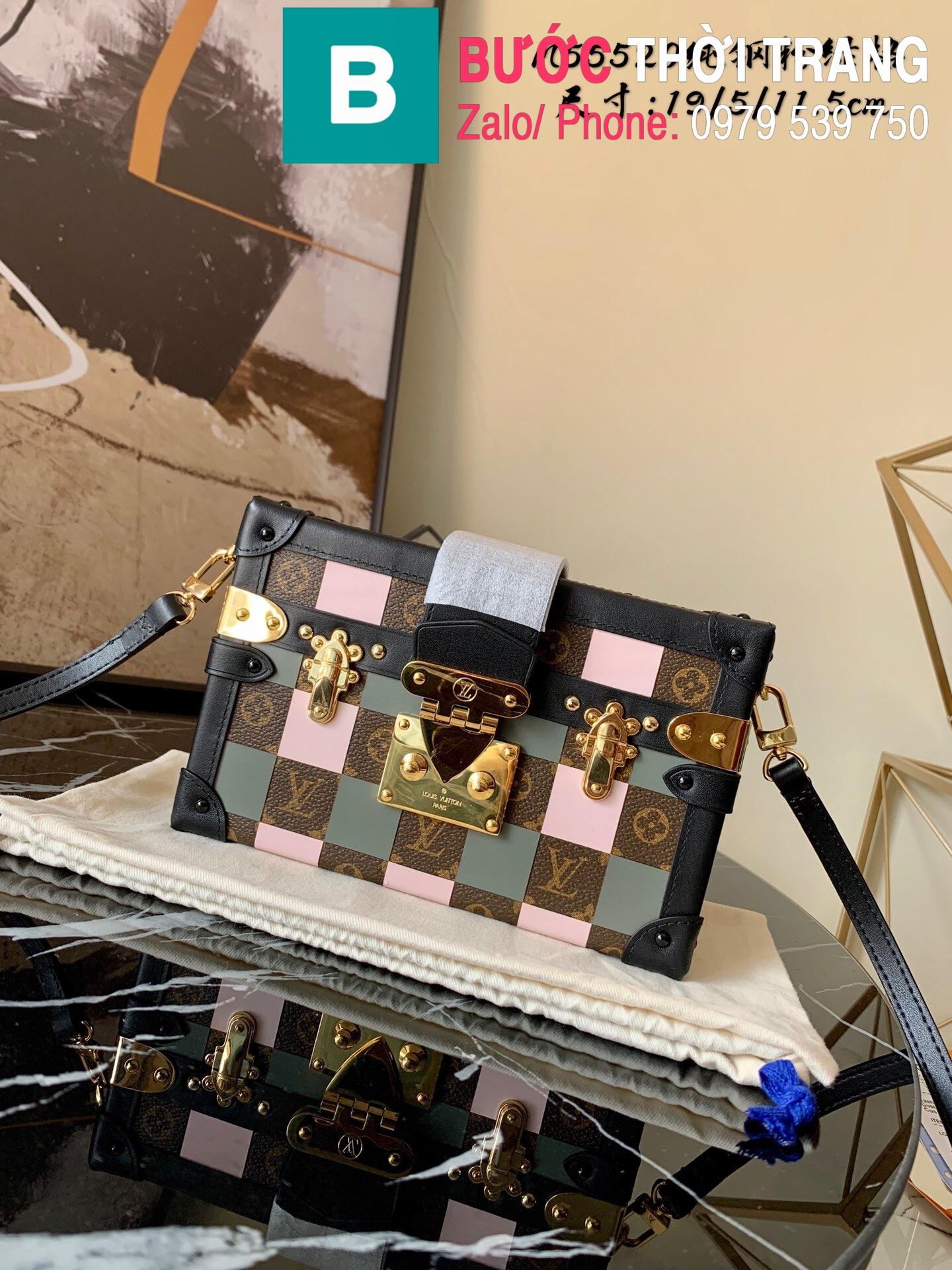 Túi xách LV Louis Vuitton Petite Malle (33)