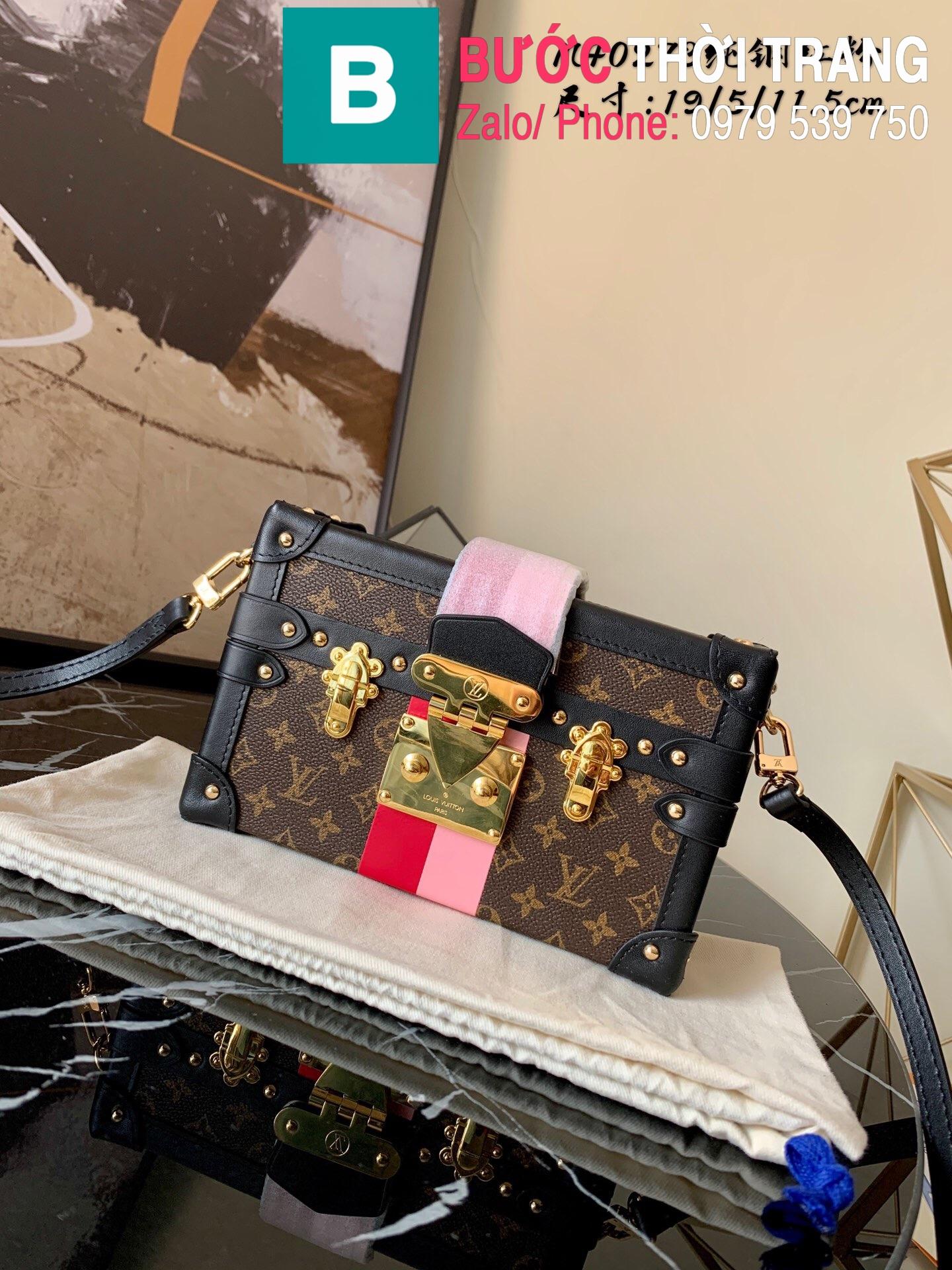 Túi xách LV Louis Vuitton Petite Malle (49)