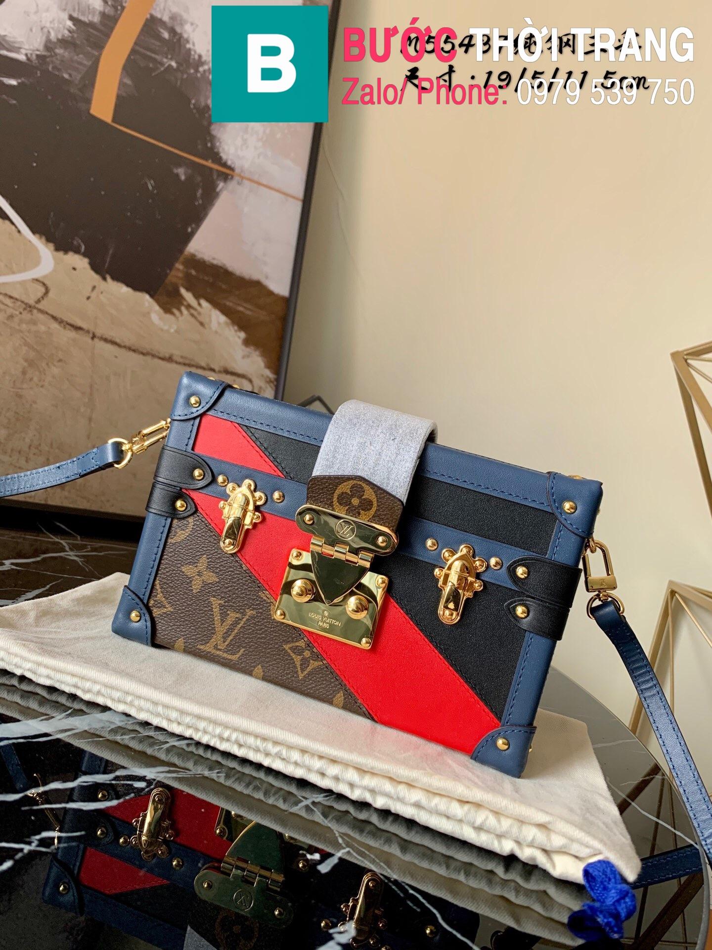 Túi xách LV Louis Vuitton Petite Malle (57)