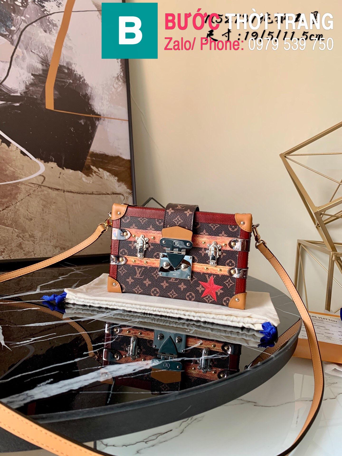 Túi xách LV Louis Vuitton Petite Malle (65)