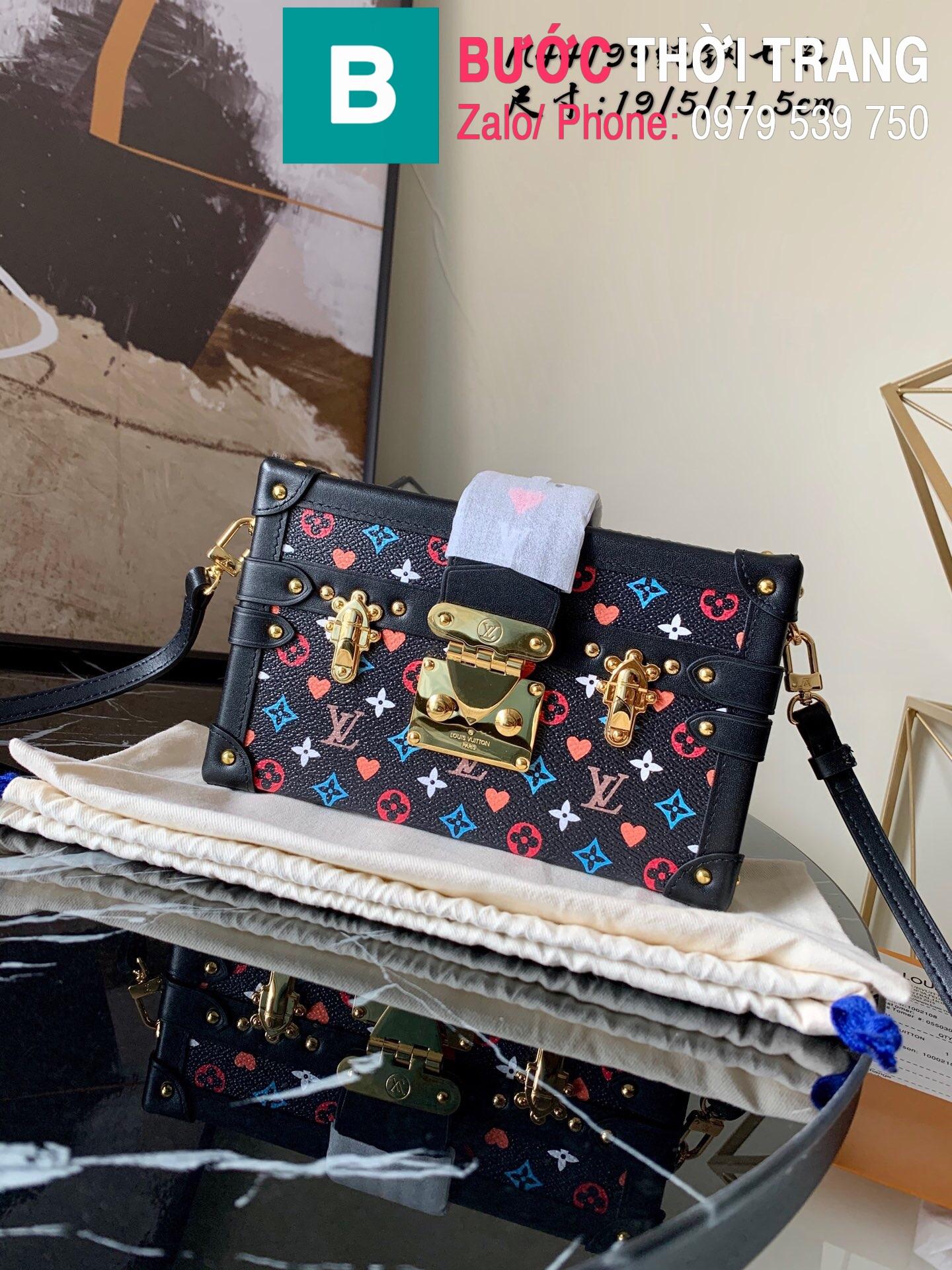 Túi xách LV Louis Vuitton Petite Malle (73)