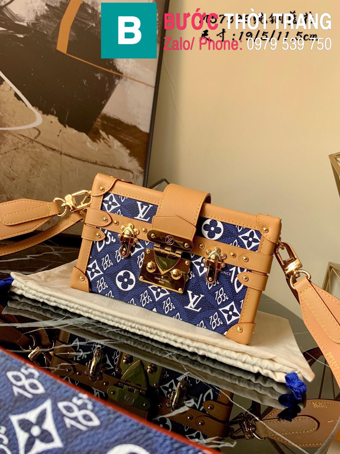 Túi xách LV Louis Vuitton Petite Malle (81)
