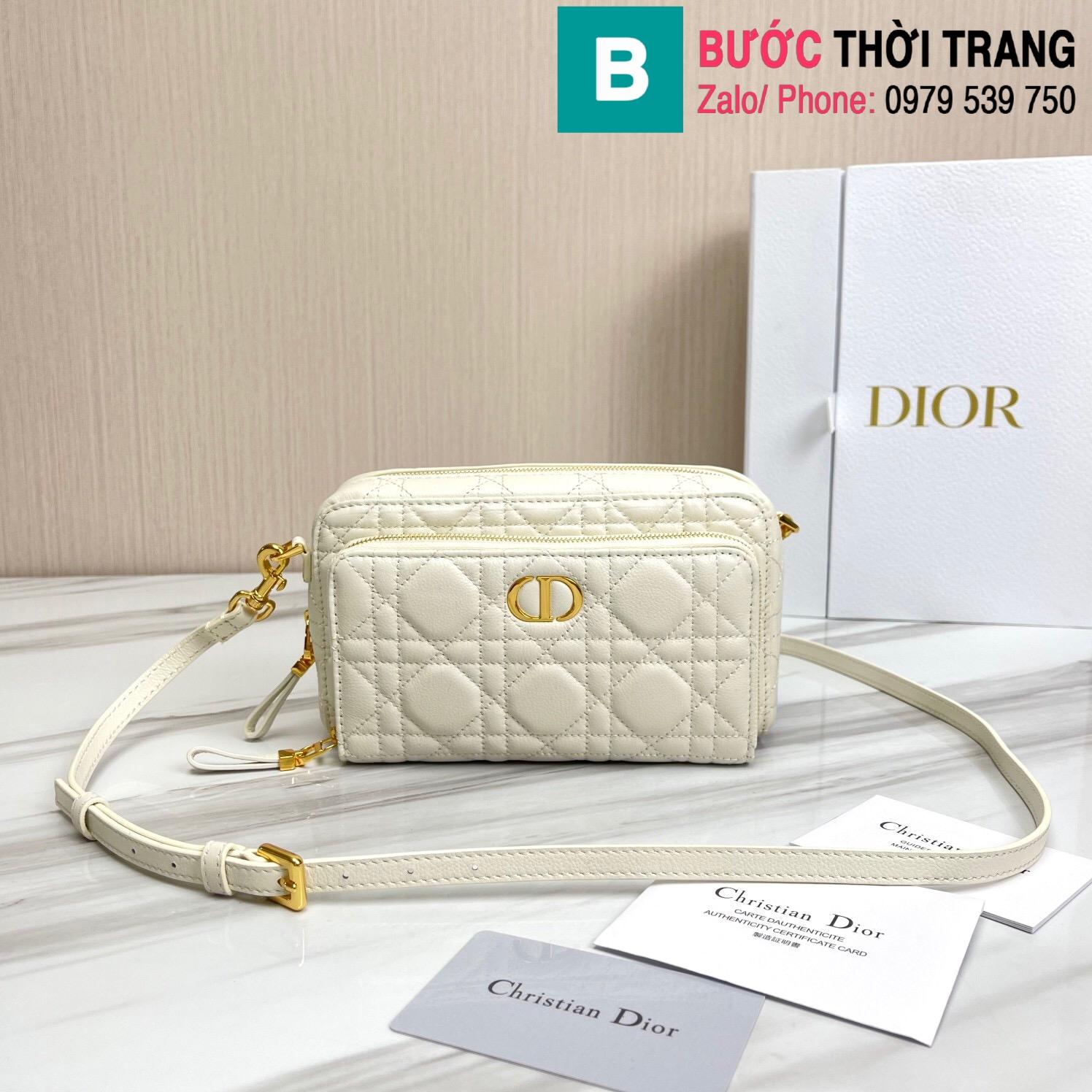 Túi xách Dior caro bag (1)