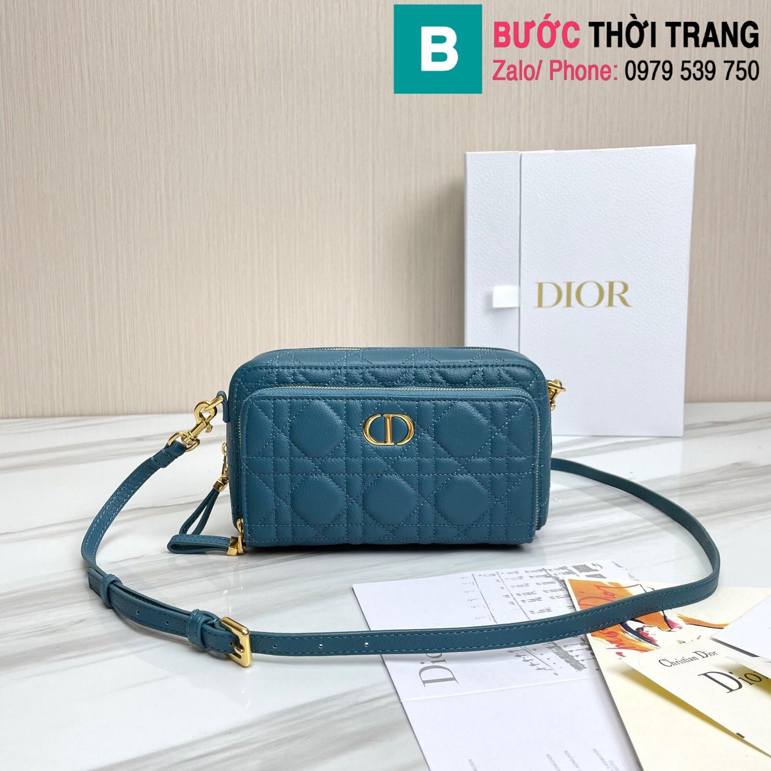 Túi xách Dior caro bag (28)