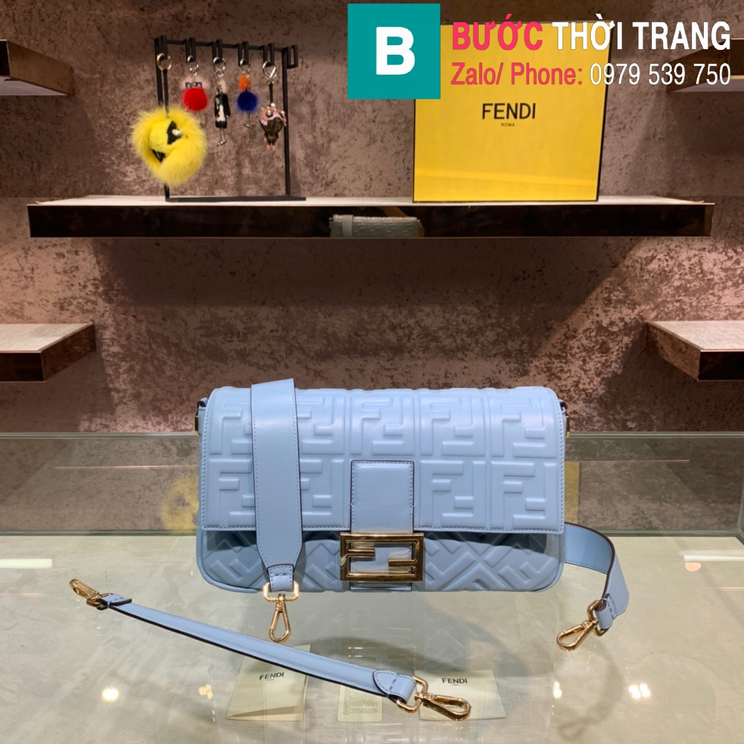Túi xách Fendi Baguette bag (37)