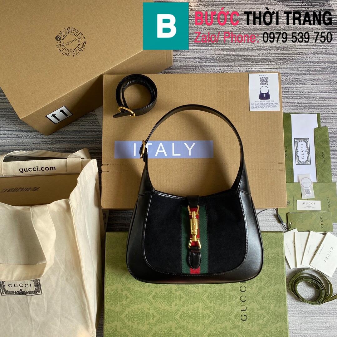 Túi xách Gucci Jackie 1961 small shoulder bag (10)