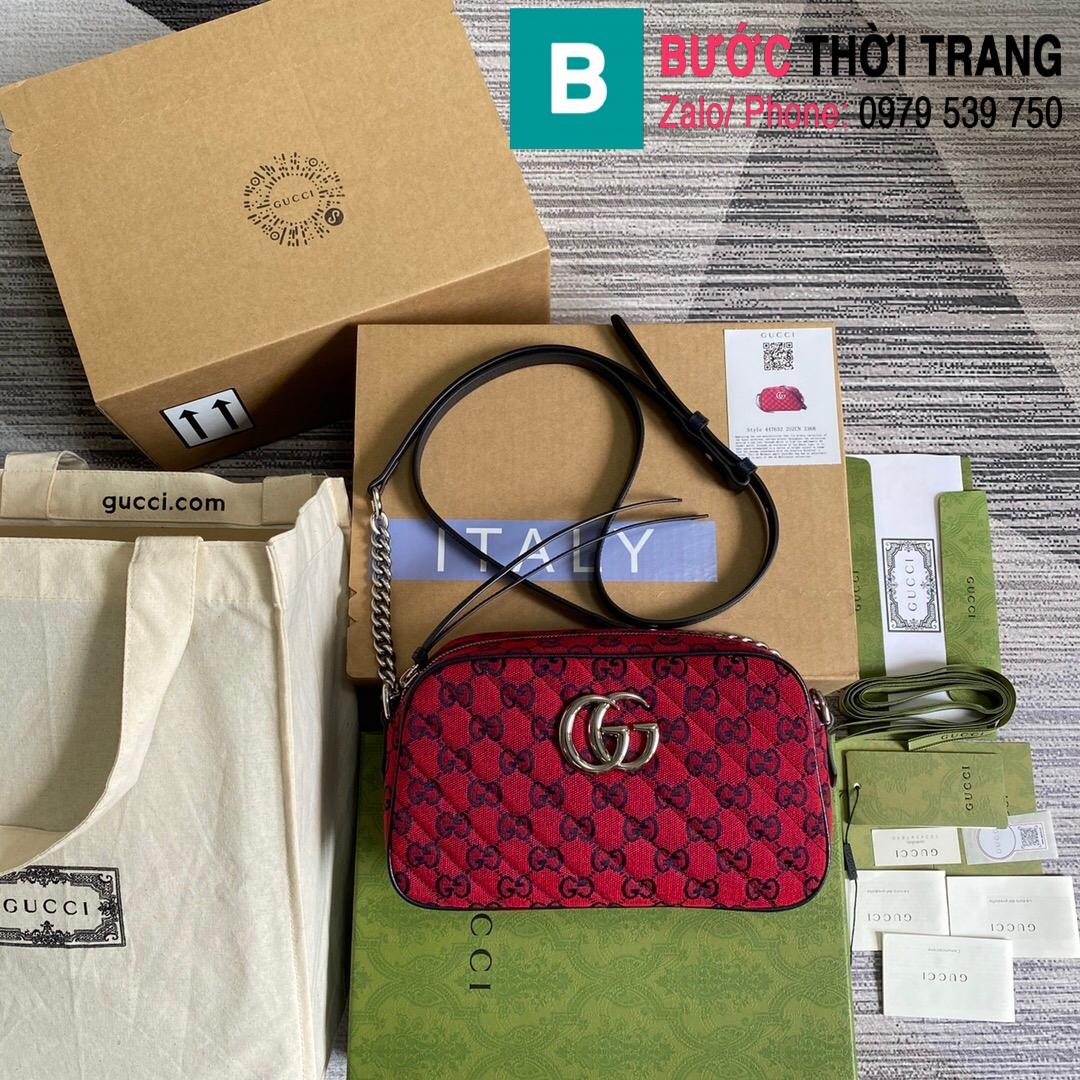 Túi xách Gucci Marmont small shoulder bag (19)