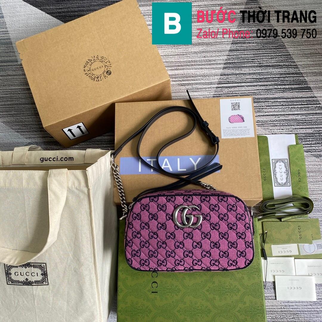 Túi xách Gucci Marmont small shoulder bag (37)