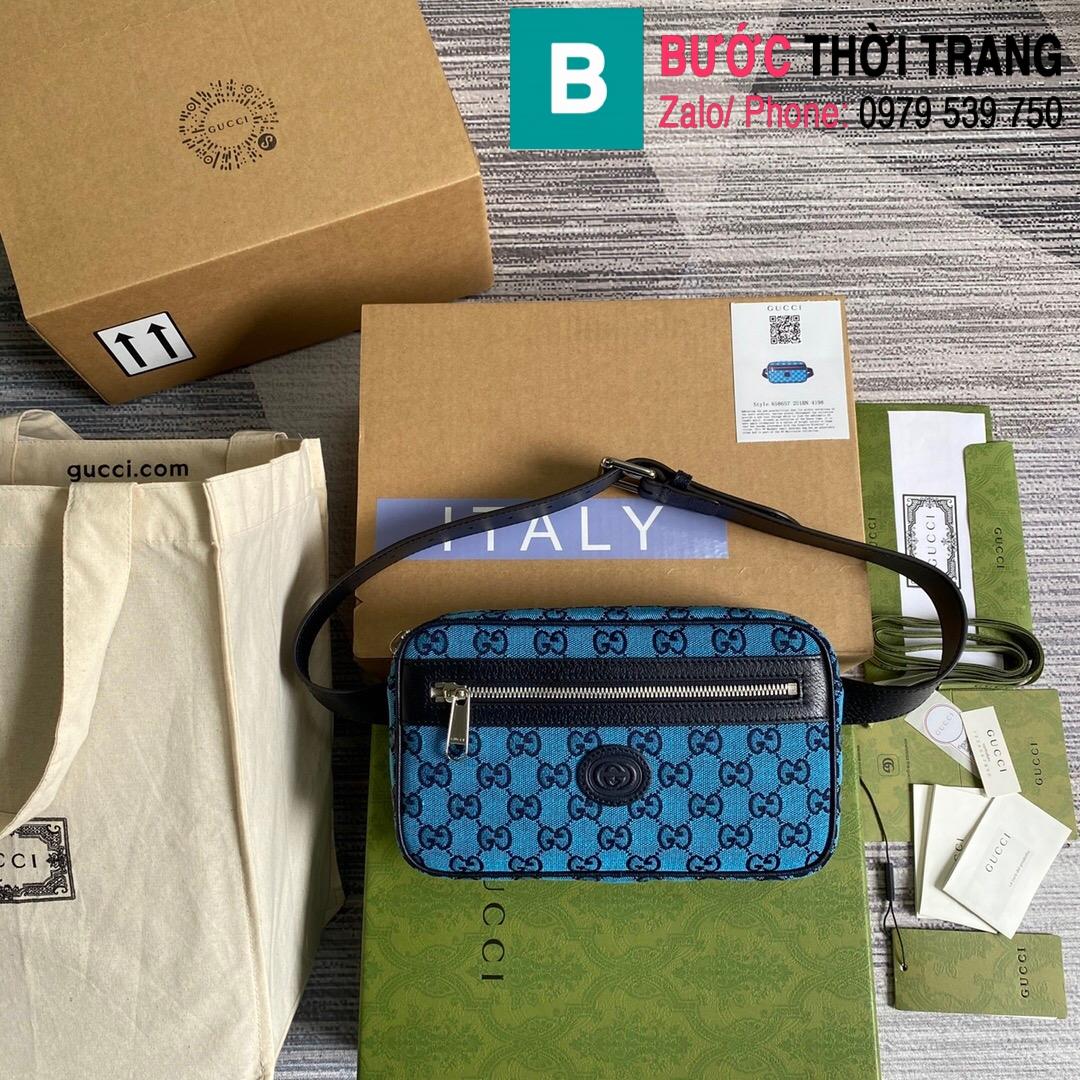 Túi xách Gucci Multicolour belt bag (1)