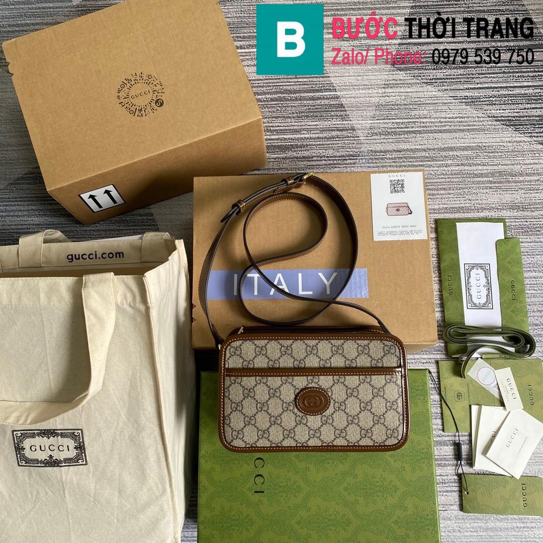 Túi xách Gucci Multicolour belt bag (19)